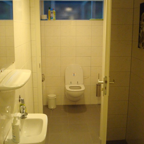 Realisatie toiletten